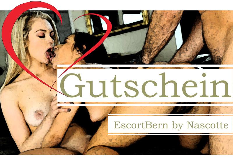Gutschein Escort für Paare / Pärchen